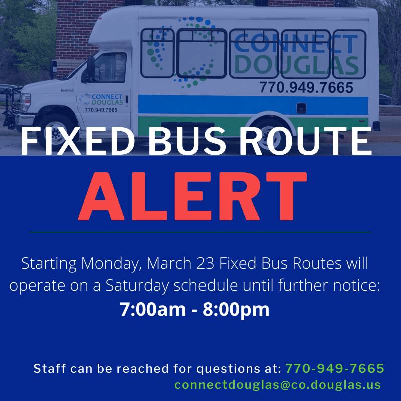 Fixed Bus Route