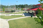 Concessions and Main Common Area at Boundary Waters Park